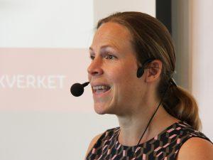 Susanna Toller, Trafikverket